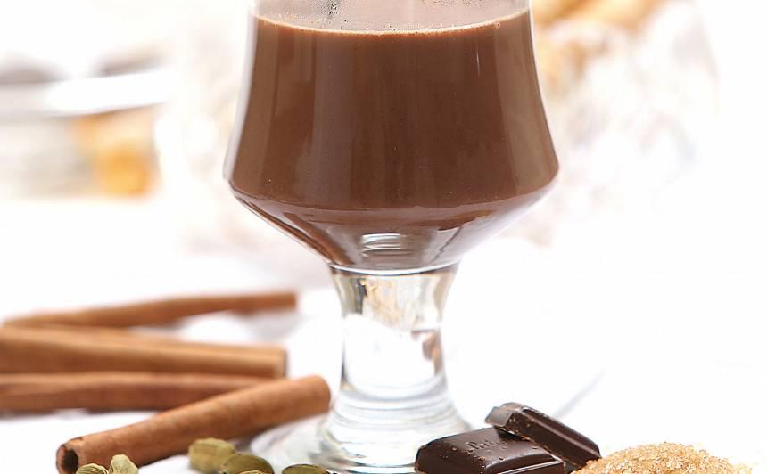 Šokolādes dzēriens ar kokosriekstu pienu recepte