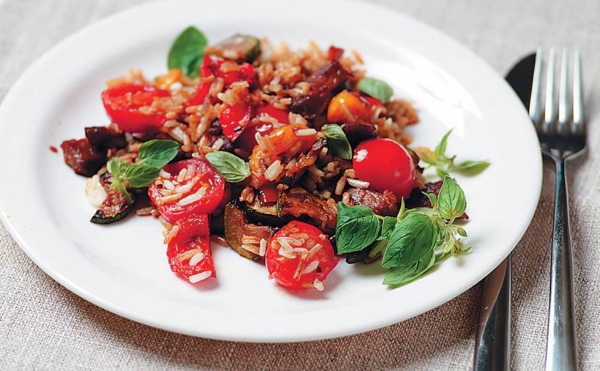 Ragū ar rīsiem recepte
