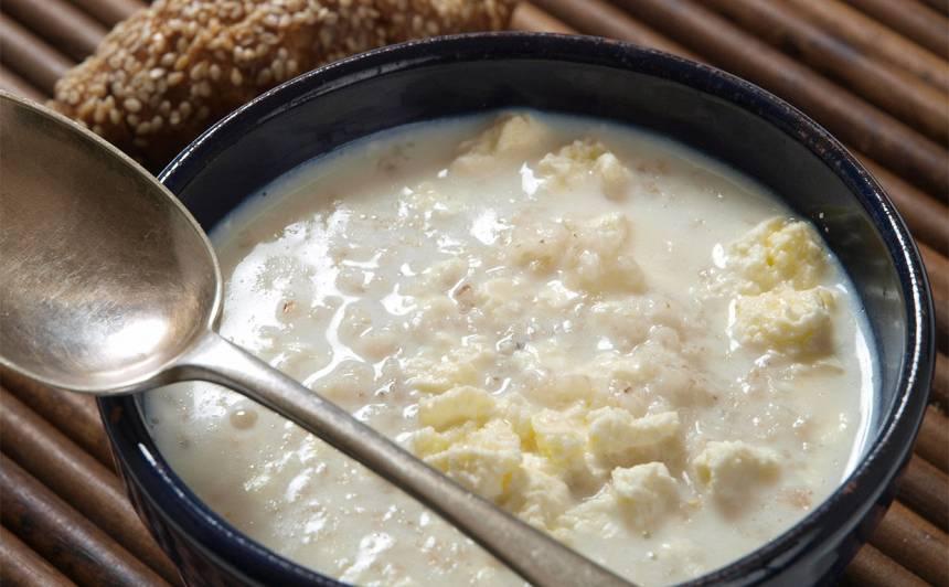Putraimu zupa ar biezpienu recepte