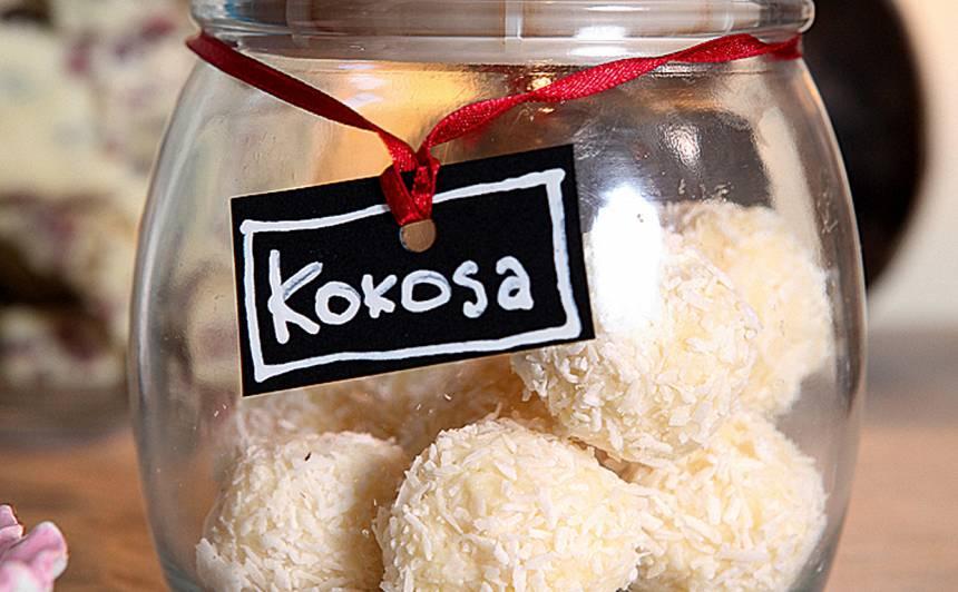 Kokosa konfekte