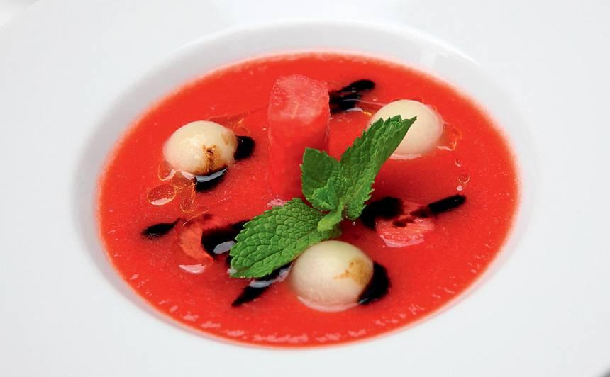 Arbūzu zupa