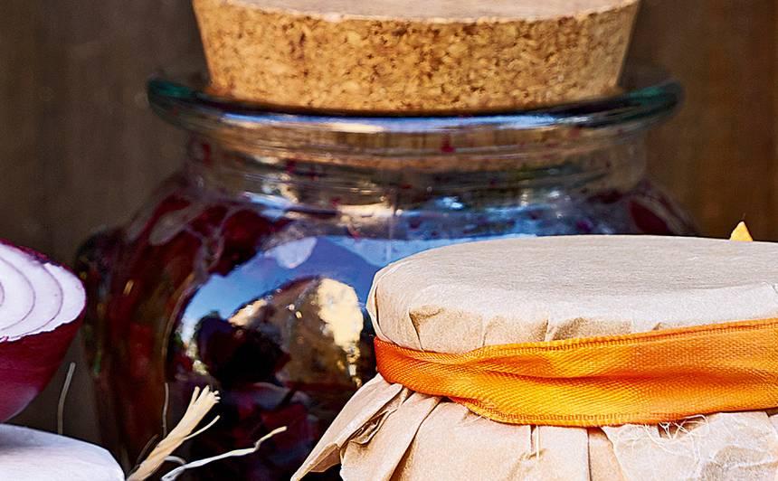 Marinēti biešu salāti receptes