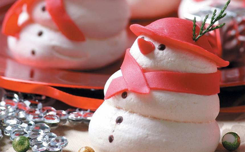 Sniegavīrs recepte