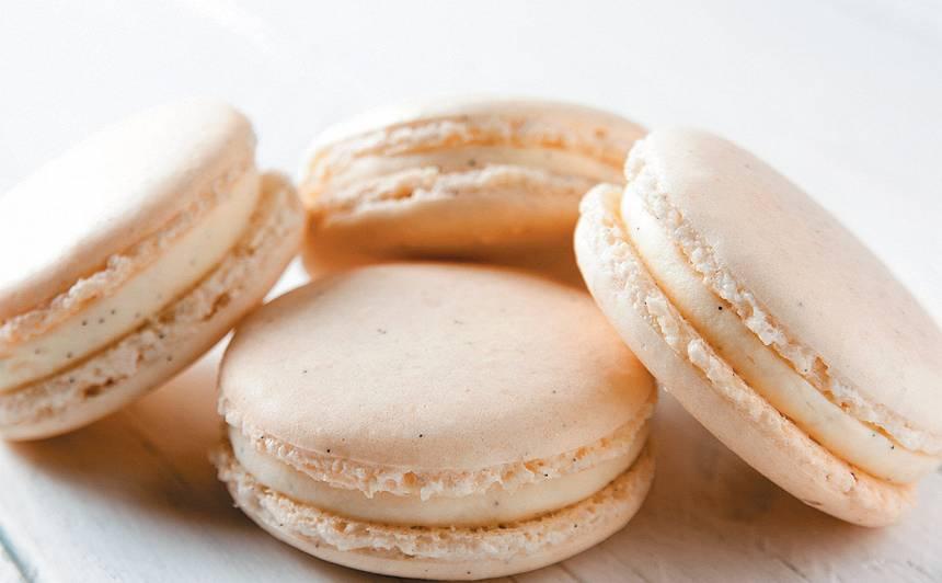 Macarons recepte makarons macarons makarūns
