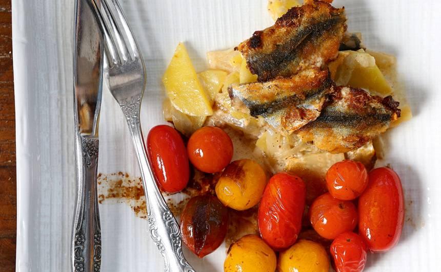Ķilavu un kartupeļu kārtojums