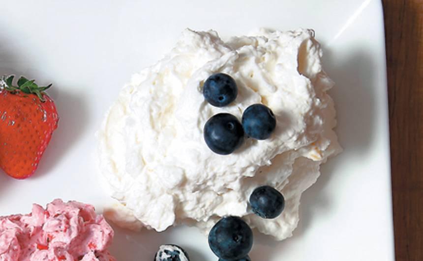 Biezpiena krēms ar putukrējumu tortēm  un kūkām recepte