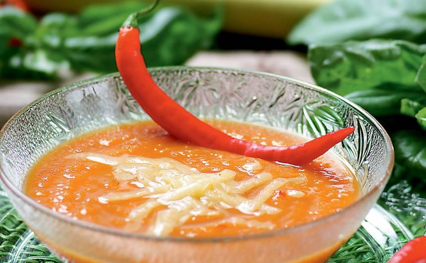Batāšu zupa ar čili