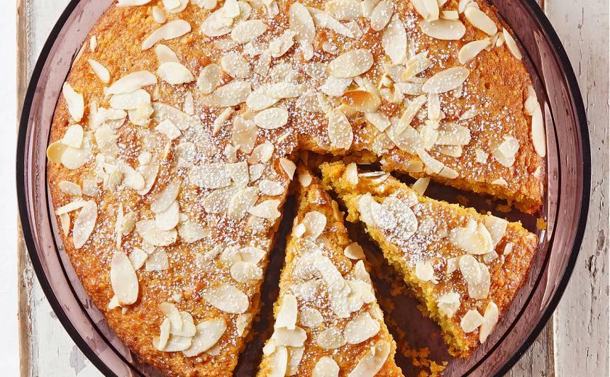 Burkānu kūka ar ingveru