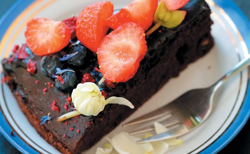 Šokolādes Valentīns recepte
