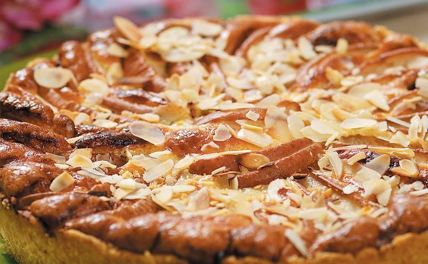 Sāļā bumbieru kūka recepte