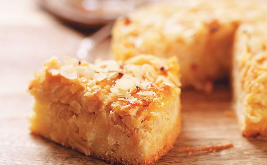 Rīvētu ābolu kūka receptes