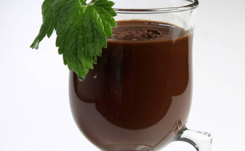Karstvīns ar kafiju un šokolādi recepte