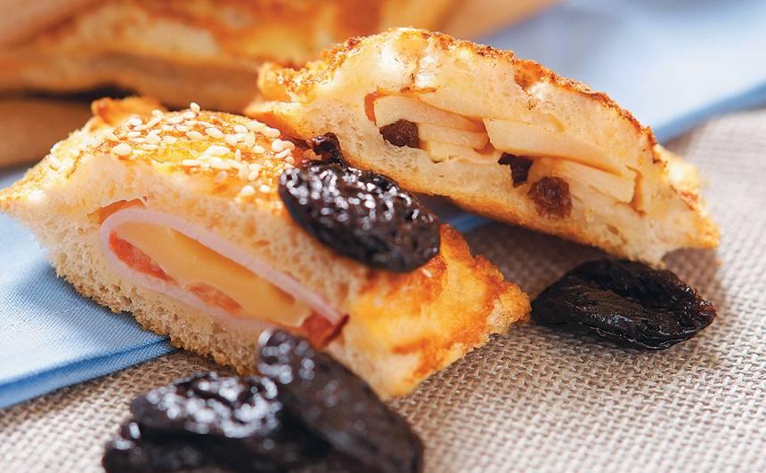 Pildītas tostermaizes recepte