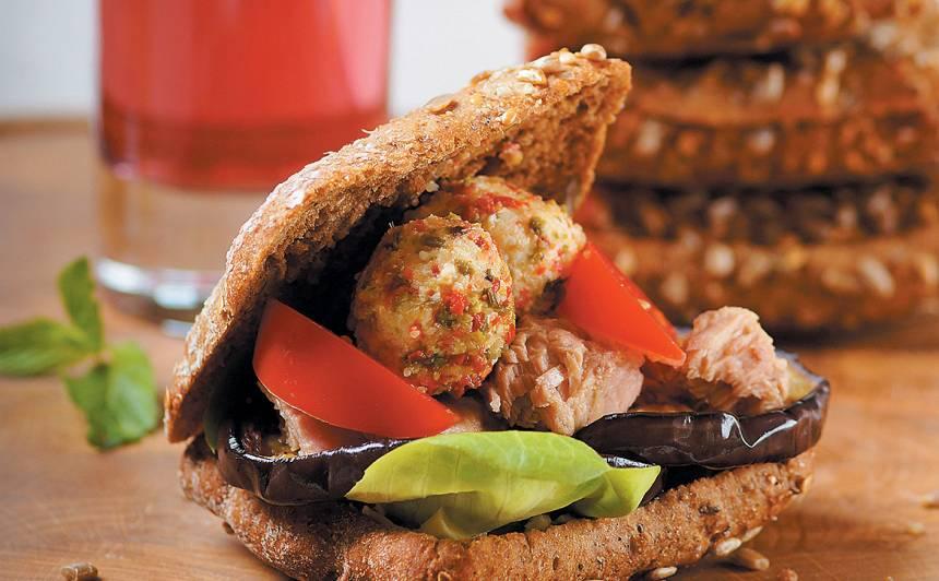 Sēklu doniņa ar tunci recepte