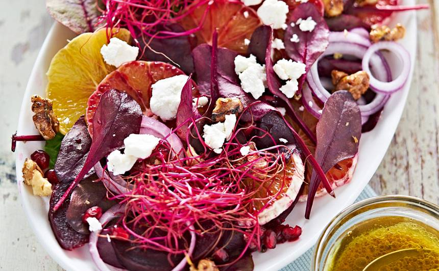 Sarkanie salāti