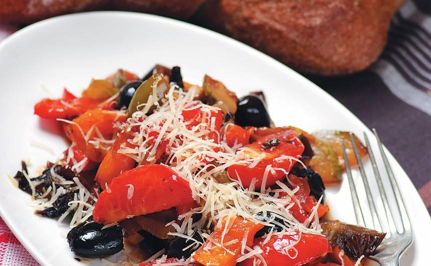 Rudens dārzeņu sautējums recepte