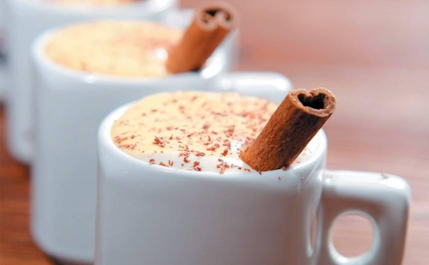 Kafijas deserts recepte