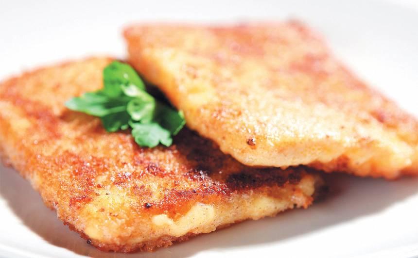 Cepta siera šķēles recepte