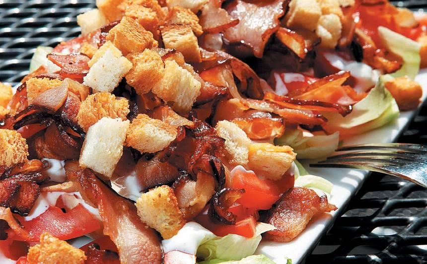 Salāti Trāpīts desmitniekā recepte