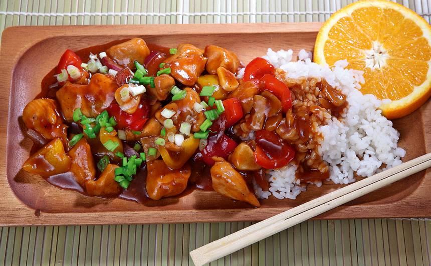 Ķīniešu vista recepte