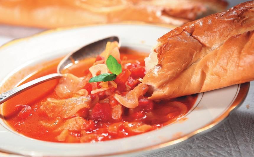 Zivju zupa Vidusjūras stilā recepte