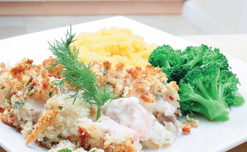 Tradicionālais skotu zivju pīrāgs recepte