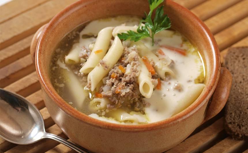 Maltās gaļas <strong>zupa</strong>