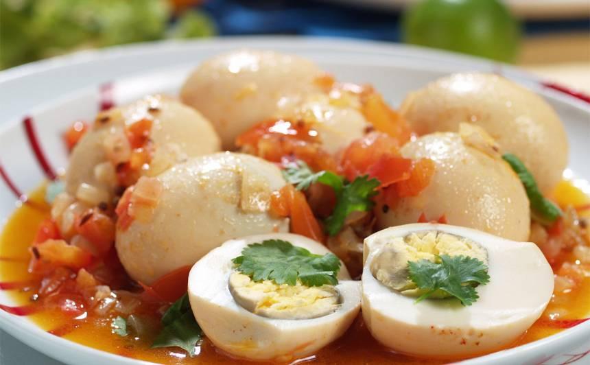 Olas karijā recepte