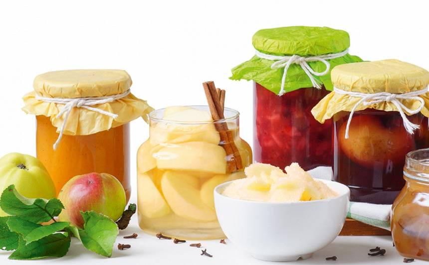 Ābolu un dzērveņu džems recepte