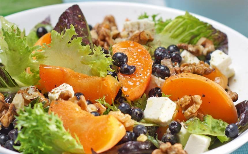 Salāti ar mellenēm recepte