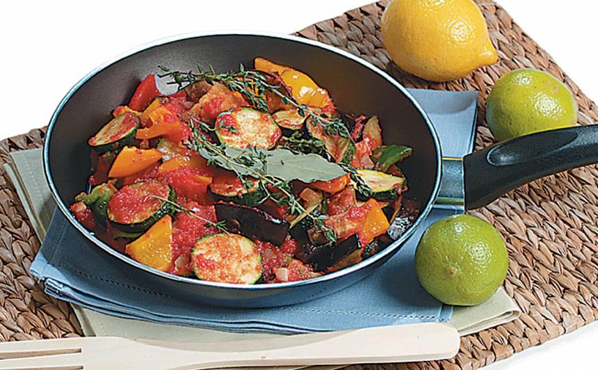 Dārzeņi Provansas gaumē recepte
