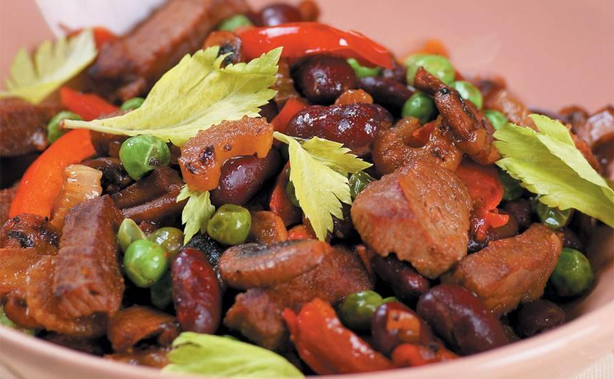 Ingvera gaļa recepte