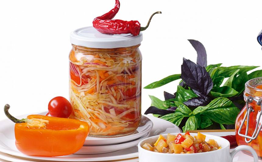 Dārzeņu čatnijs recepte