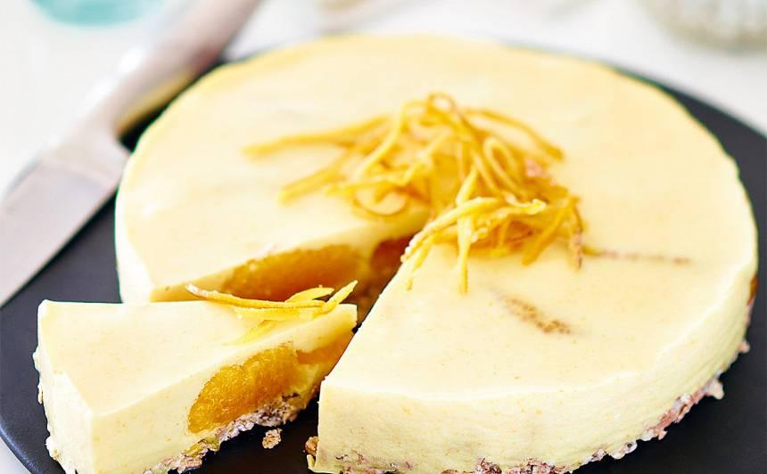 Apelsīnu kūka recepte