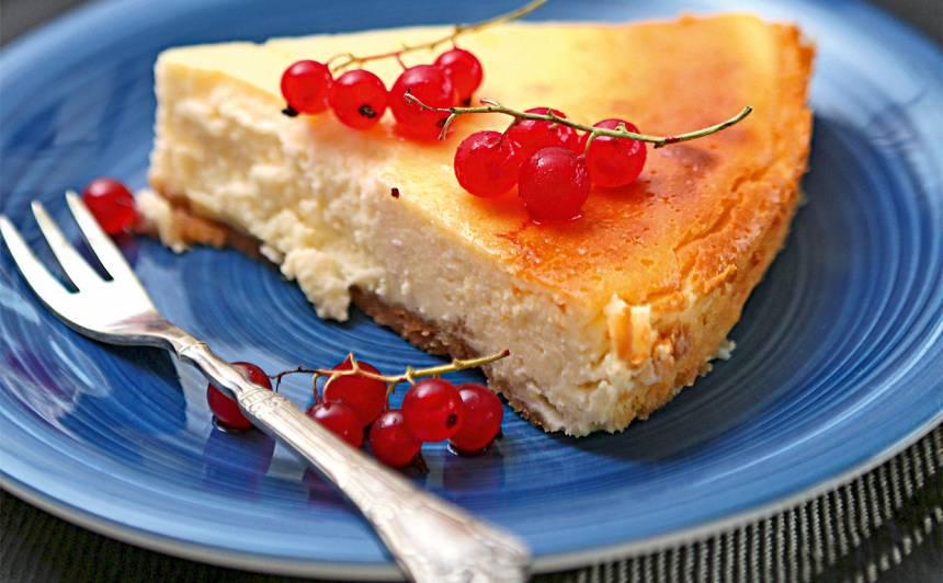 Rikotas siera kūka recepte
