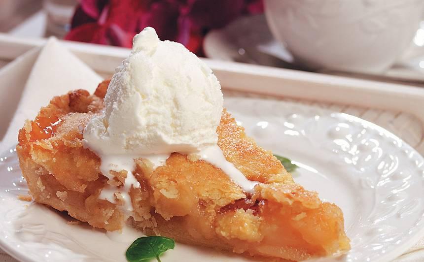 Pārklātā ābolkūka receptes