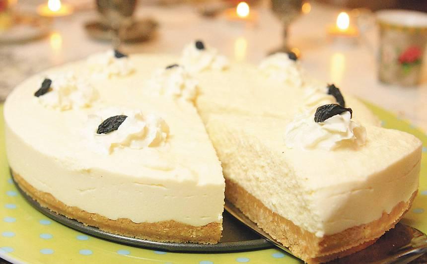 Vienkāršā biezpiena torte recepte