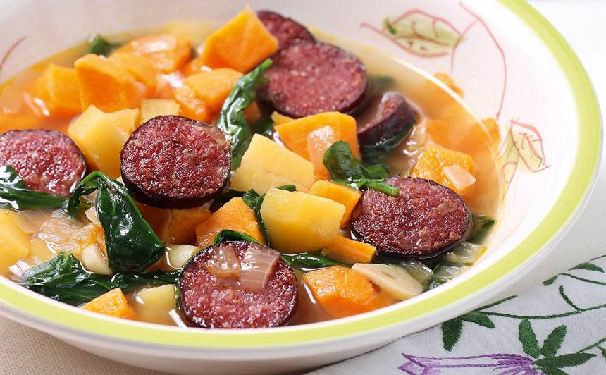 Saldo kartupeļu zupa recepte