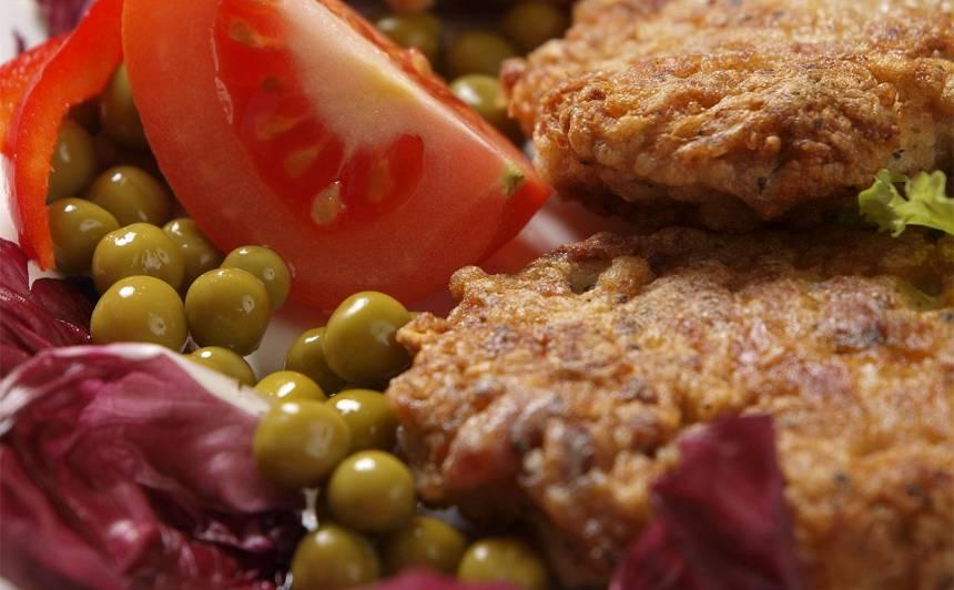 Vistas gaļas plācenīši recepte