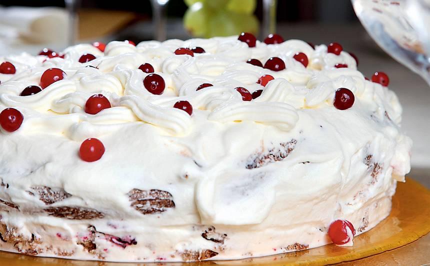 Rupjmaizes torte recepte
