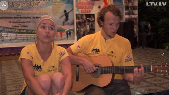 <strong>Aija Andrejeva un  Jānis Aišpurs</strong> jau pusgadu dzīvo kopā!