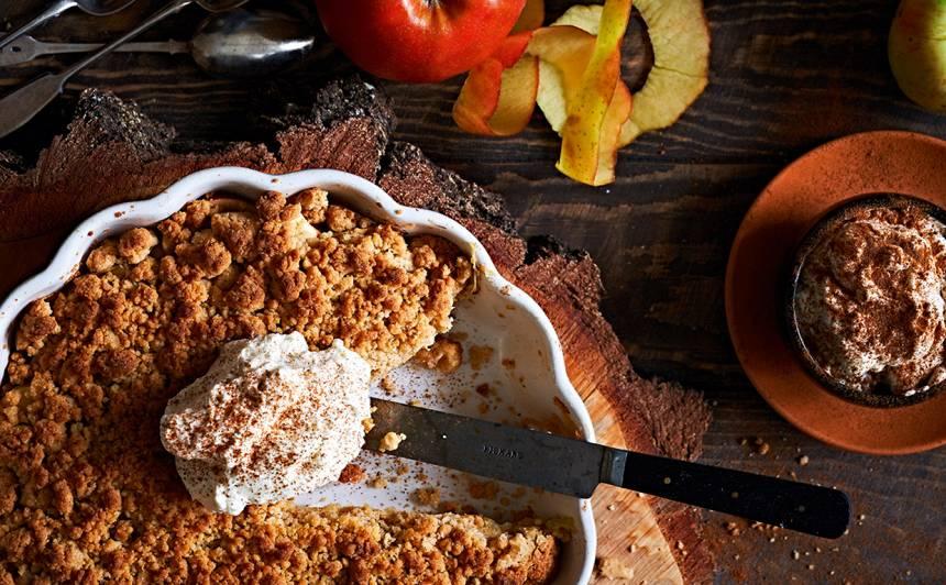 Drumstalu ābolkūka recepte