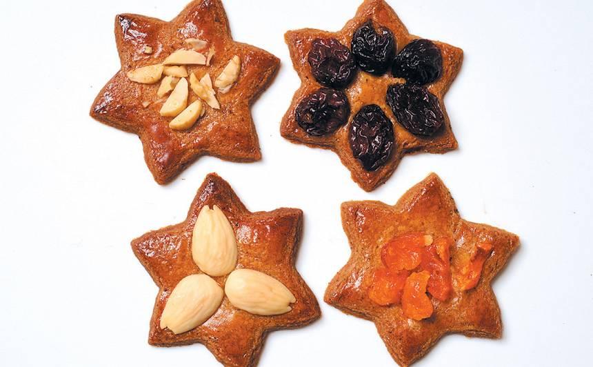 Cietās piparkūkas recepte