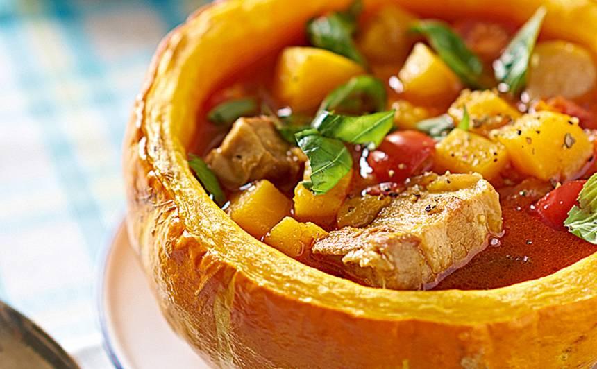 Ķirbju zupa receptes