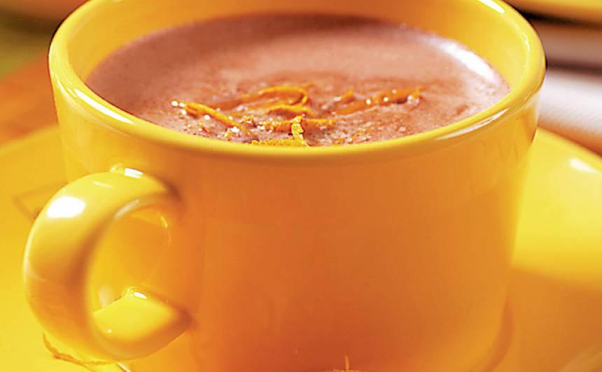 Šokolādes dzēriens recepte