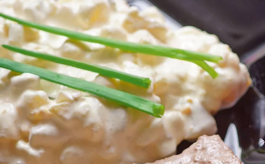 Īpašie kartupeļu salāti recepte