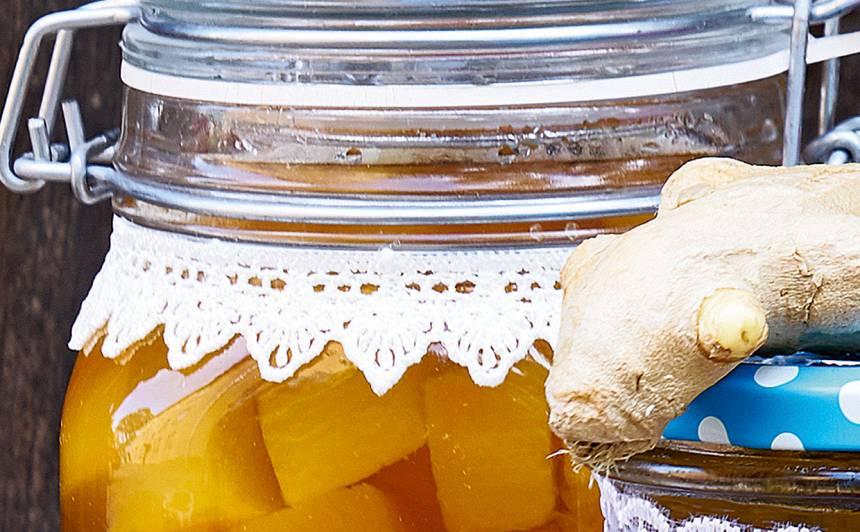 Ķirbja salāti receptes