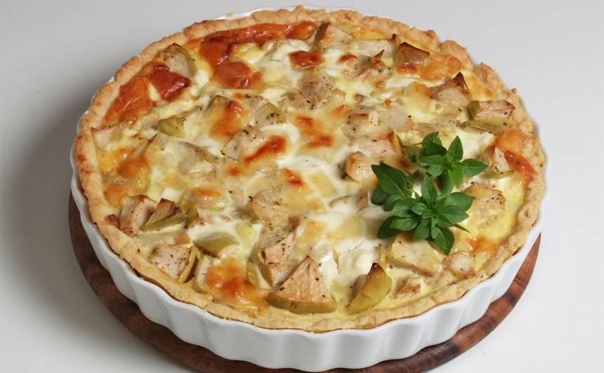 Kartupeļu biezputras pīrāgs recepte