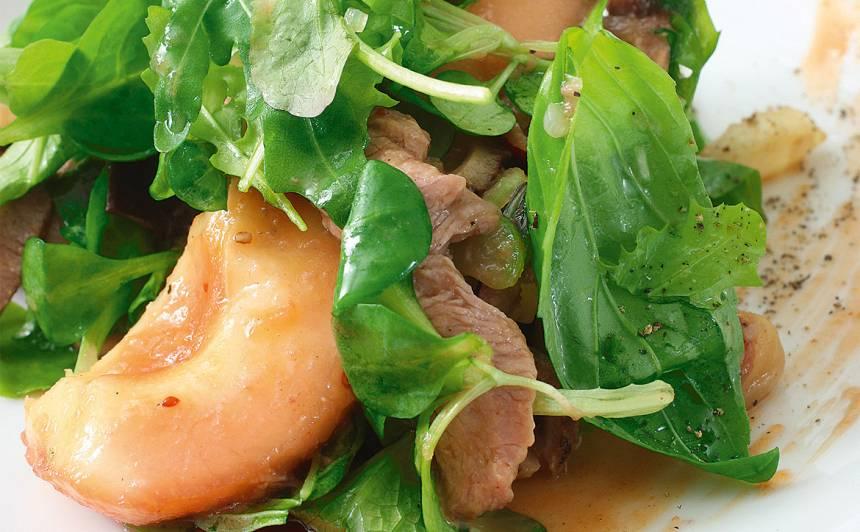 Pīles gaļas salāti