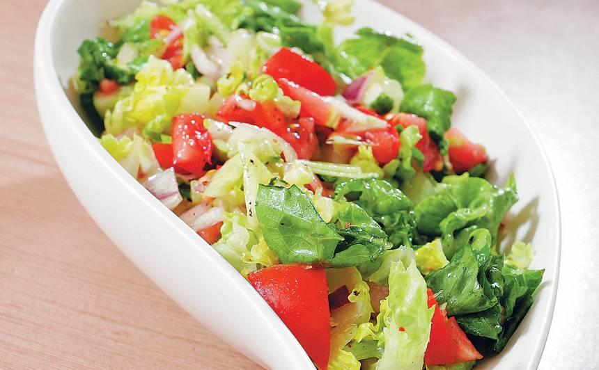 Kapātie dārzeņu salāti